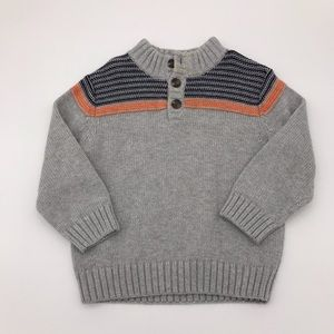 Gymboree Boys Knitted Sweater
